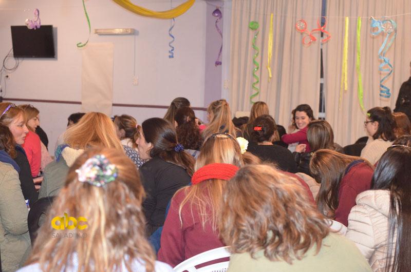 En el marco de la Semana de Jardines de Infantes, se realizó una capacitación para docentes