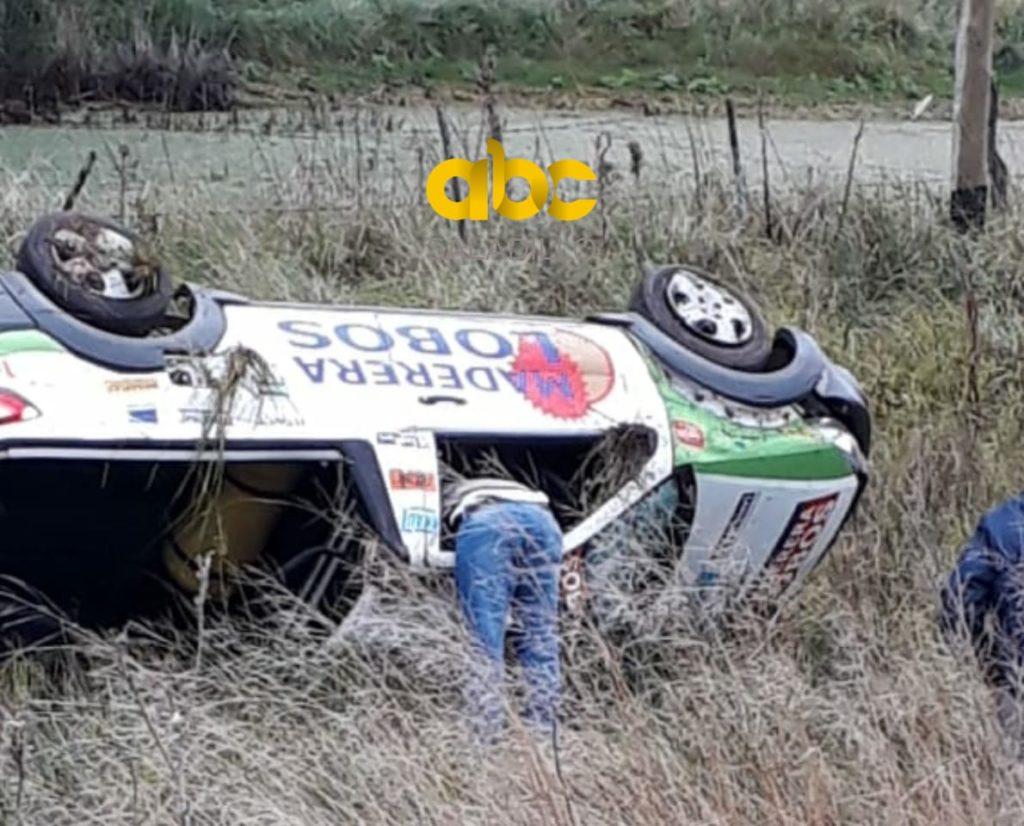 Impactante accidente en la Ruta 51