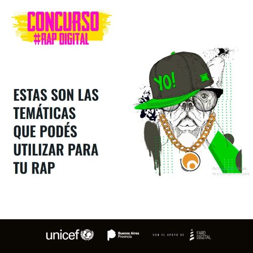 Concurso #rapdigital