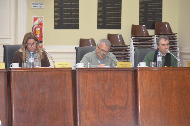 Se llevó a cabo la octava sesión ordinaria del HCD