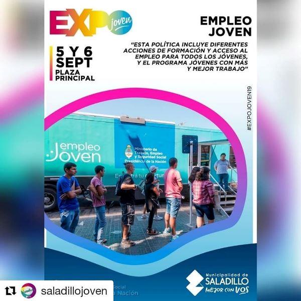 Cuenta regresiva para una  super Expo Joven