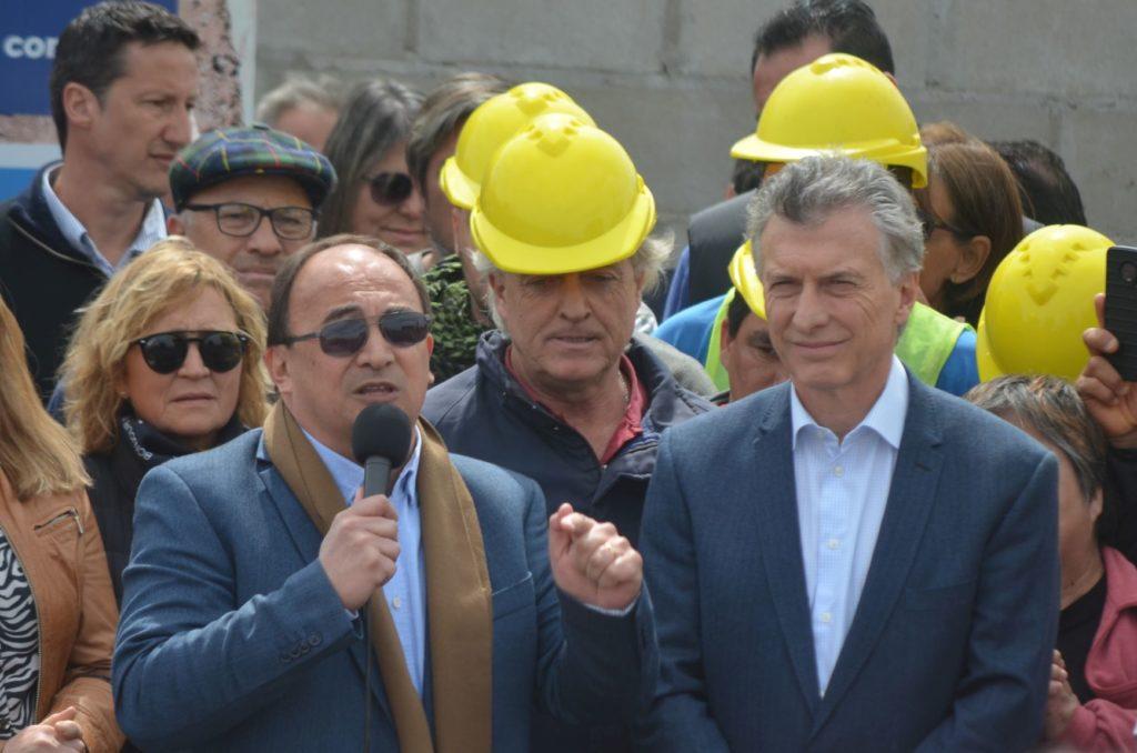 MM en Saladillo: habló de las obras, elecciones, personalidades destacadas y cerró con un «Sí se puede»