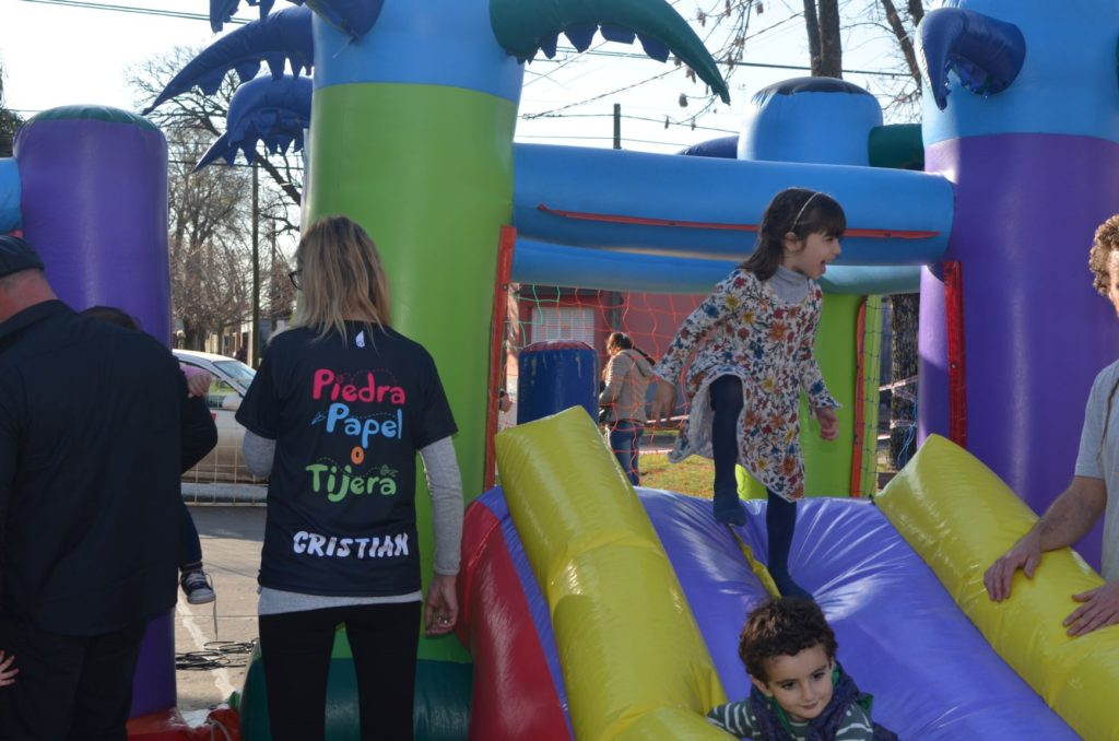 El Sindicato de Salud Pública continuó los festejos por el Día del Niño
