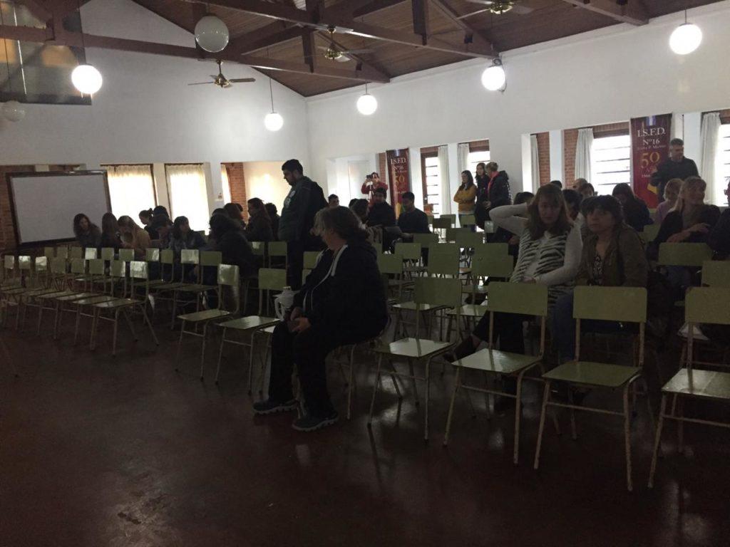 El ISFD N°16 continúa conmemorando a Juana Paula Manso, esta vez, con 'Lecturas de Chivilcoy'