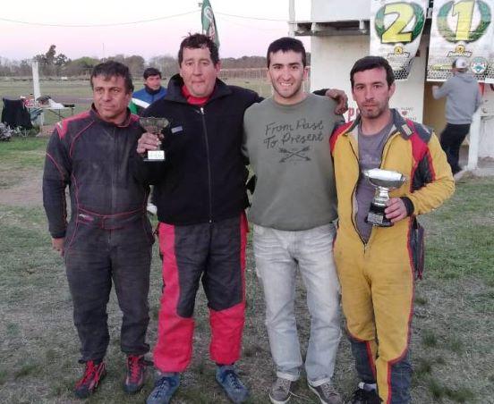 Sergio Mancinelli volvió y ganó en Las Flores