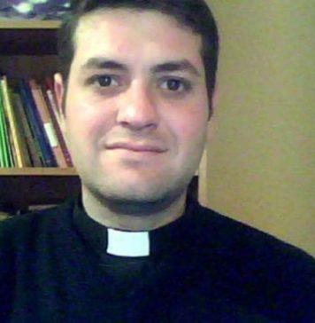 Nelson Cuello - Sacerdote