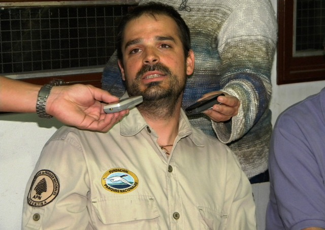 En el Día del Guardaparque Nacional, conocé al saladillense que recorre los paraísos argentinos desde hace 15 años