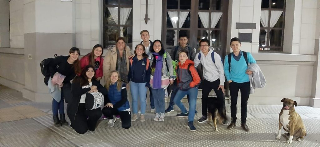 Unos 1.500 estudiantes participarán del 8° Parlamento Juvenil del Mercosur