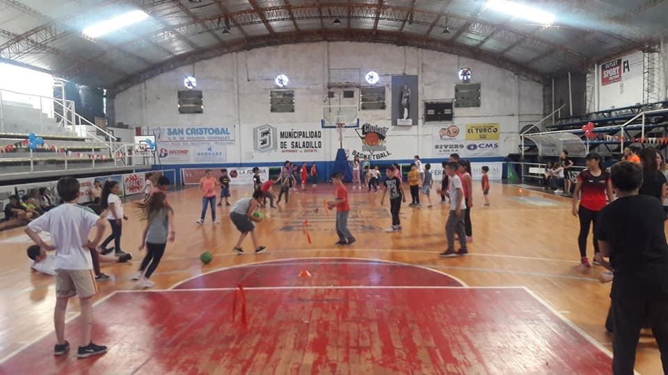 Jornada » Nos encontramos jugando» con EP Rurales