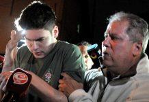 Pablo Ventura fue liberado en Villa Gesell
