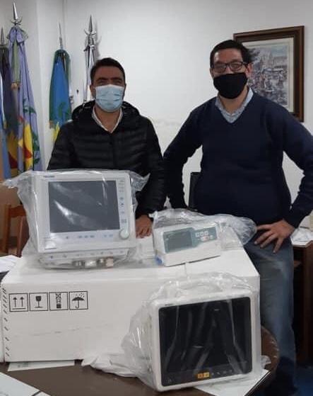 El Hospital Dr. Posadas recibió insumos de última generación para pacientes críticos