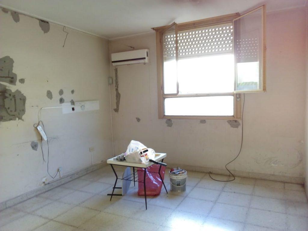 Remodelación del sector de maternidad en el Hospital Dr. Posadas