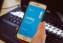 App cuidar Argentina