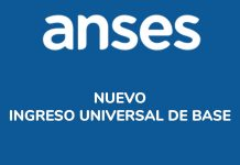nuevo Ingreso universal de BASE
