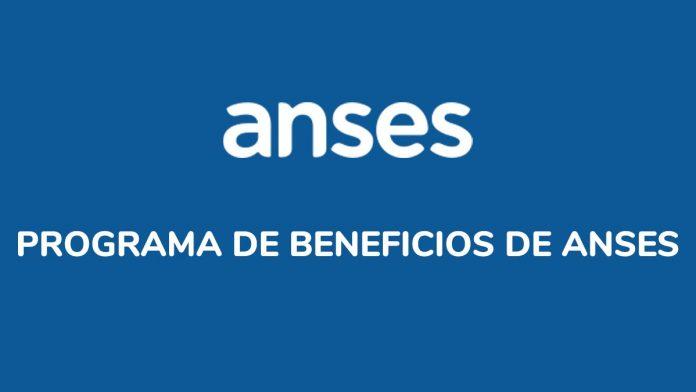 Programa Beneficios Anses