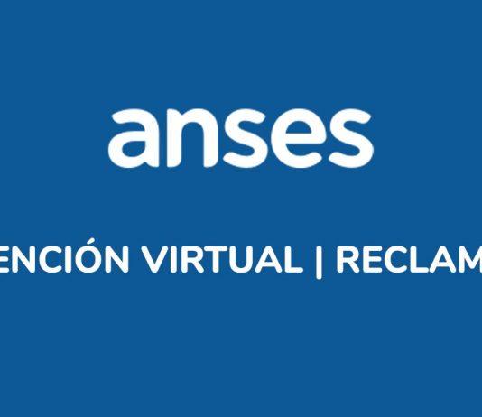 Atención Virtual de Anses