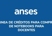 ANSES - Créditos para docentes