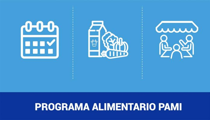 Programa Alimentario de PAMI
