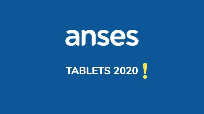 Tablets Anses 2020