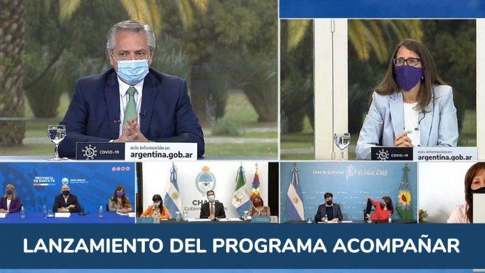 Programa Acompañar: quiénes pueden acceder al plan de asistencia económica que presentó el Gobierno
