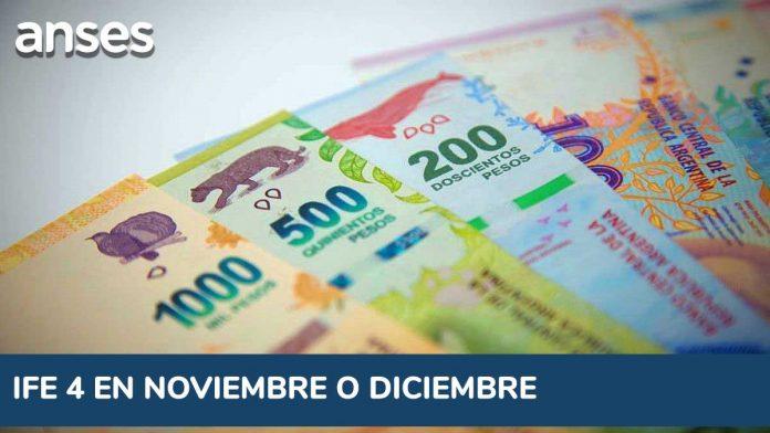 IFE 4 en Noviembre