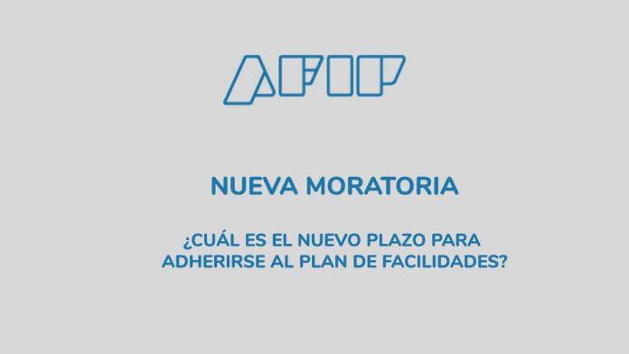 Moratoria AFIP: cuál es el nuevo plazo para adherirse al plan de facilidades