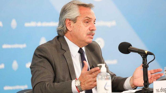 """Alberto Fernández: """"Podríamos vacunar a 10 millones de personas a finales de diciembre"""""""