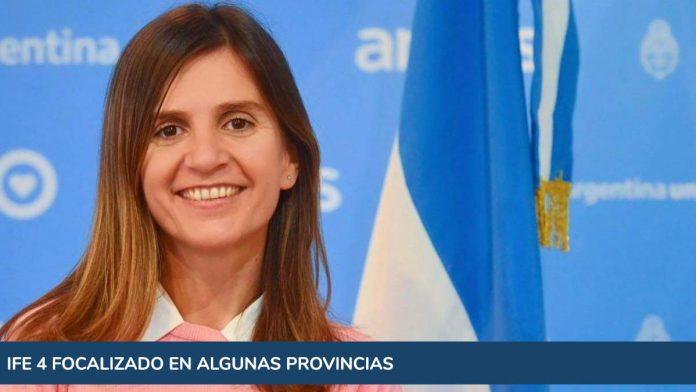 Ife 4 focalizado - Fernanda Raverta