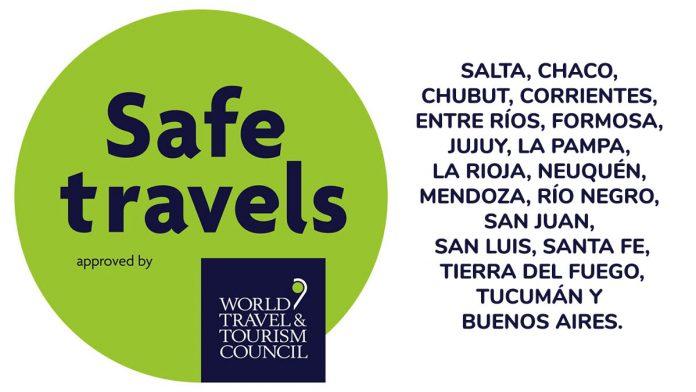 Cuáles son los 17 destinos argentinos que recibieron el Sello Viajes Seguros