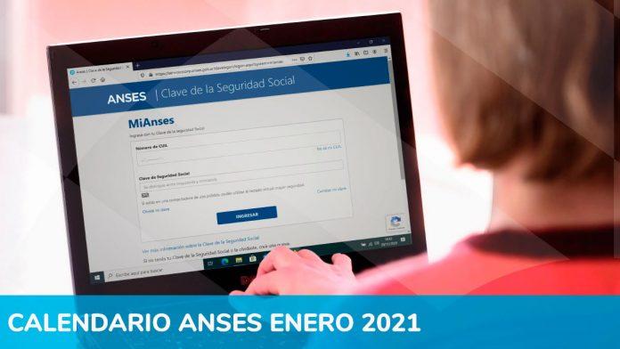 AUH, AUE y jubilaciones: confirman el calendario de pagos de Anses para enero