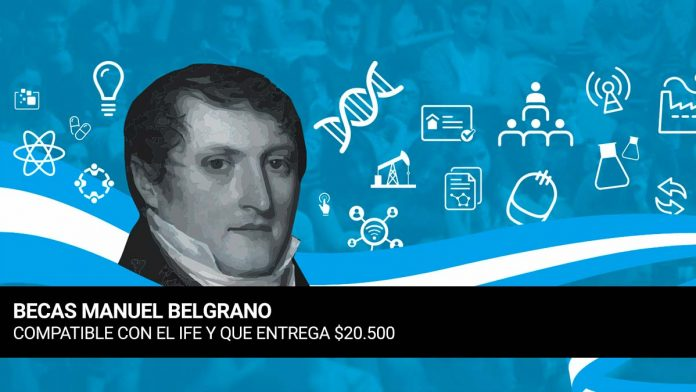 Becas Manuel Belgranno