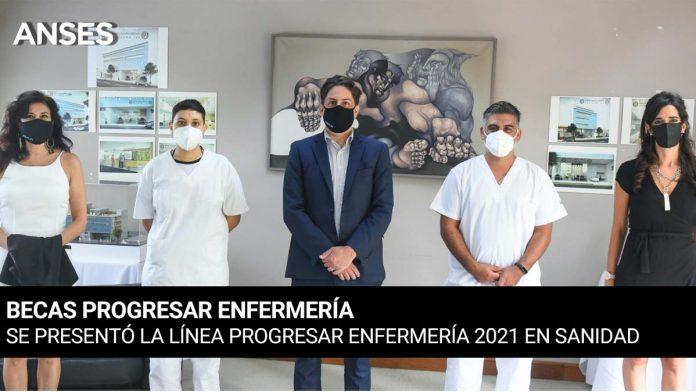 Progresar Enfermería 2021